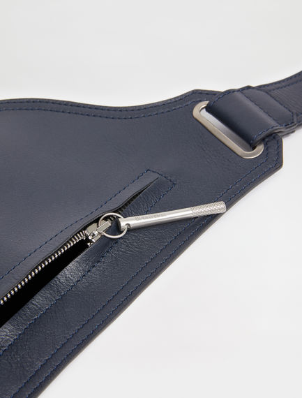 Raw-Cut Belt Bag Sportmax