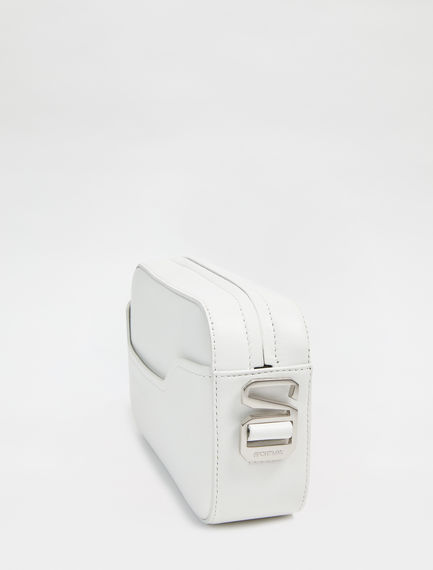 Link Chain Leather Bag