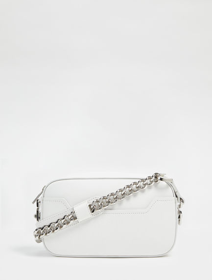Link Chain Leather Bag Sportmax