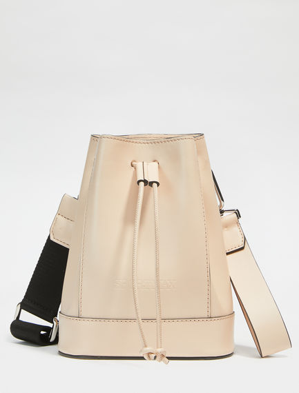 Nappa Leather Bucket Bag Sportmax