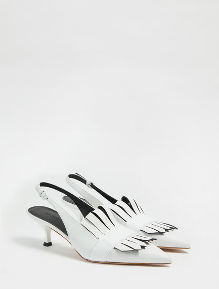 Golf Fringe Sling Backs Sportmax
