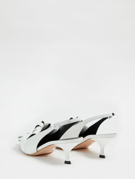Golf Fringe Sling Backs