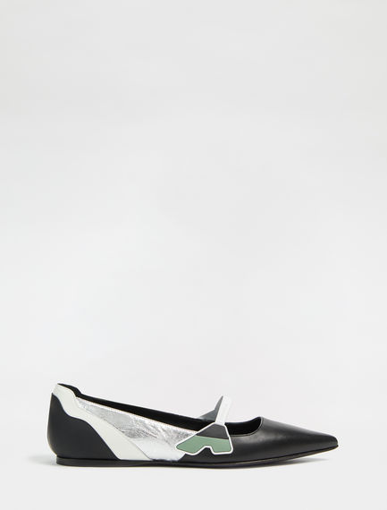 Energised Ballerina Pumps Sportmax