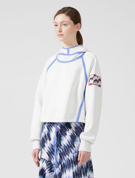 Olympian Taped Hooded Sweatshirt