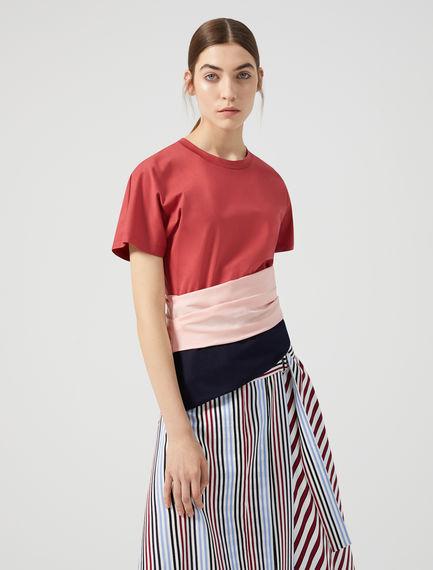 Sash Wrap T-shirt Sportmax