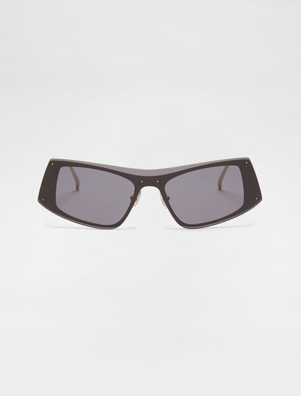 One-piece Dynamo Metal Sunglasses