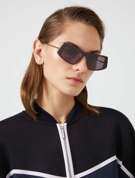 One-piece Dynamo Metal Sunglasses Sportmax