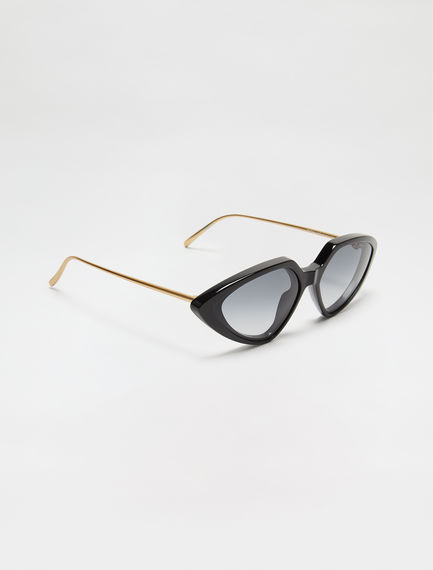 Speedster Layered Acetate Sunglasses