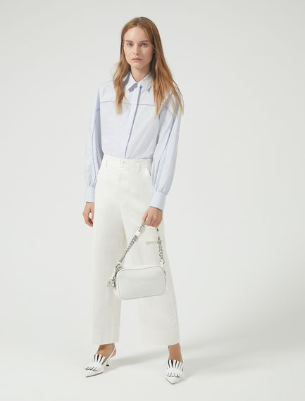 Tailored Gabardine Combat Trousers Sportmax