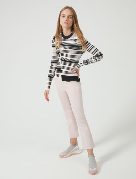 Sartorial Gabardine Trousers