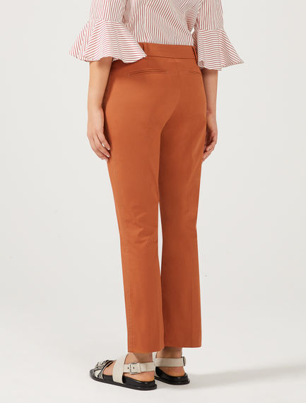 Tailored Gabardine Trousers