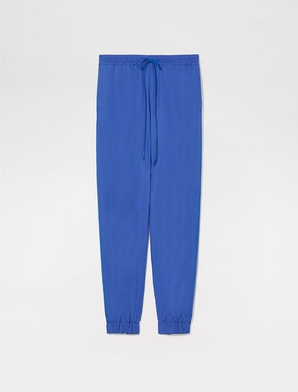 Pantaloni sportivi in popeline