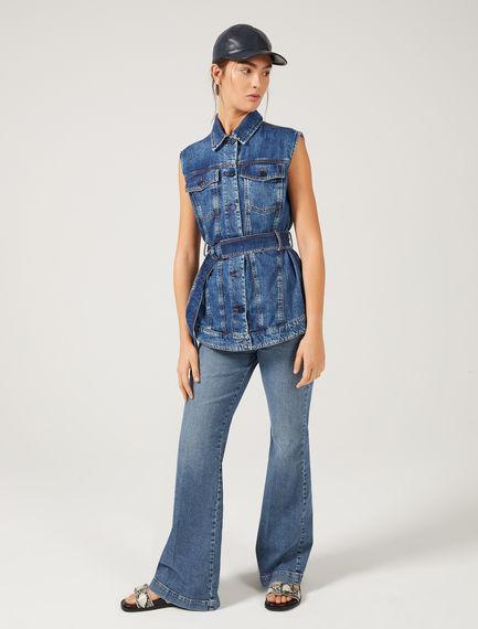 Bell Bottom Flare Jean