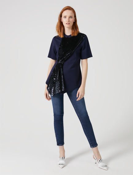 High-Resistance Zip Jeans