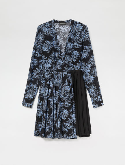 Floral Wrap Ballet Dress