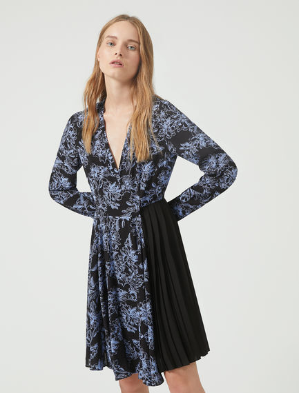 Floral Wrap Ballet Dress Sportmax