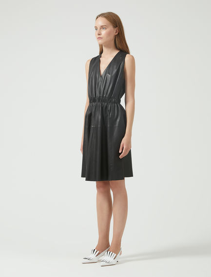 Nappa Leather Dress