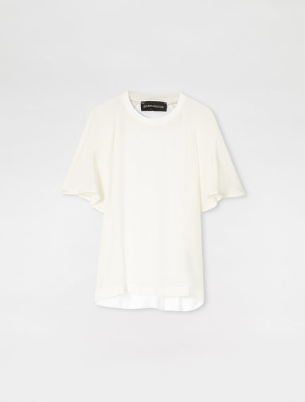 Silk Fusion Baseball T-shirt