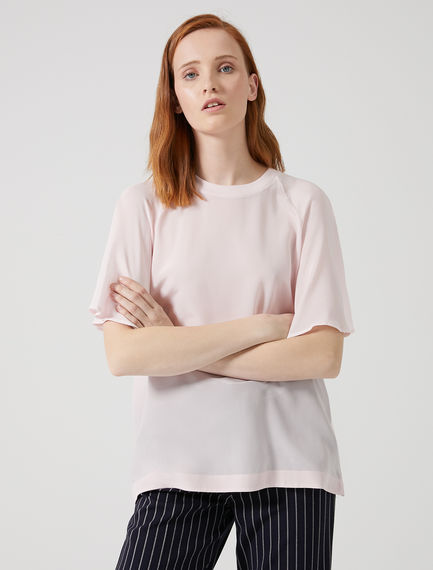 Silk Sleeve T-shirt Sportmax