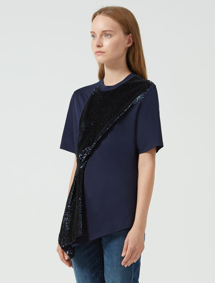 Sequin Fall T-shirt