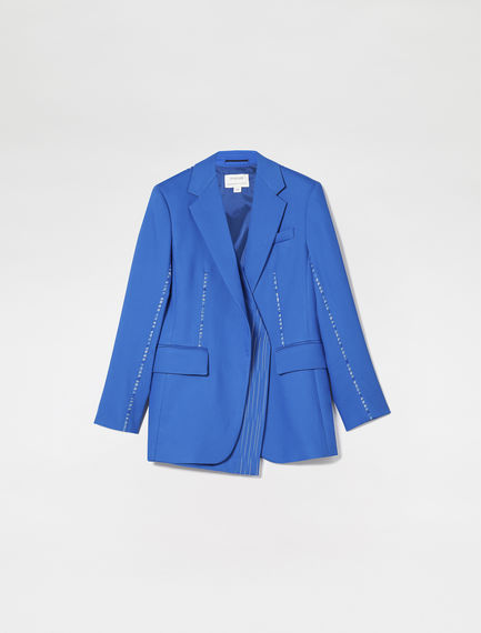 Technical Tailored Blazer