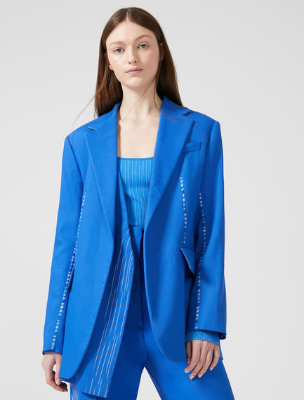 Technical Tailored Blazer Sportmax