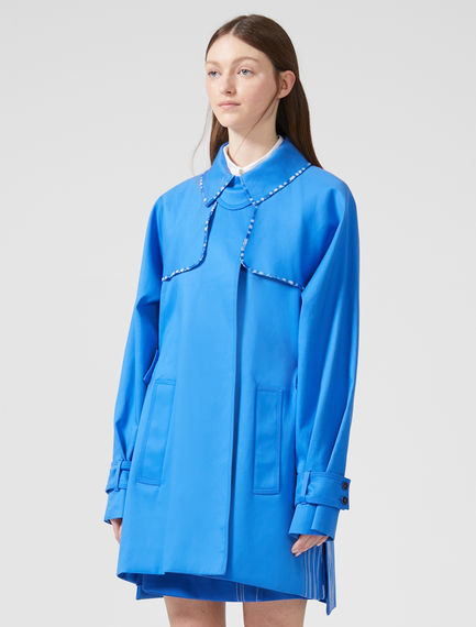 Flare Cut Cotton Jacket Sportmax