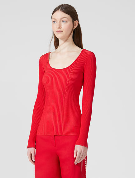 Viscose Ballerina Sweater