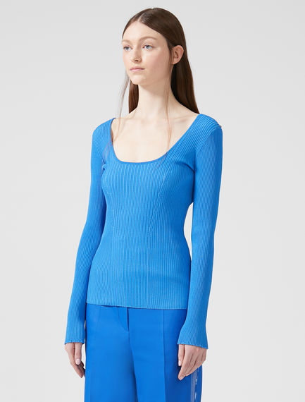 Viscose Ballerina Sweater