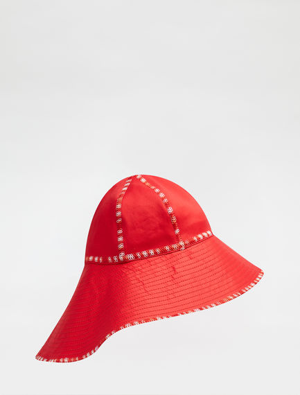 Asymmetric Wide Brim Hat Sportmax