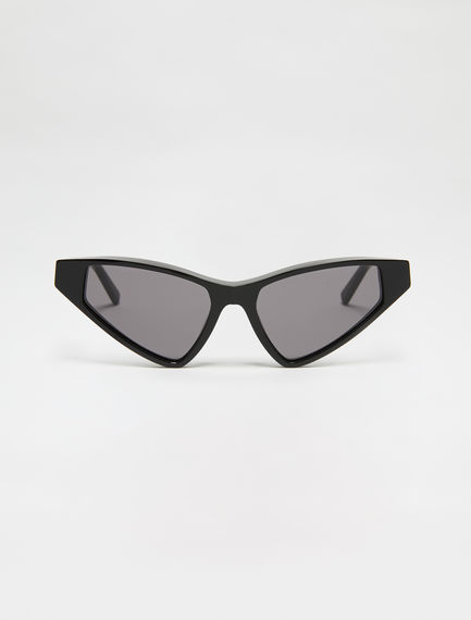 Occhiali Cat-eye in acetato