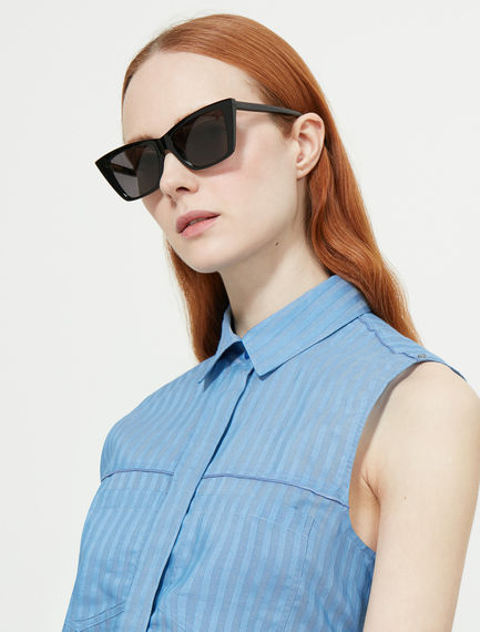 Acetate Adventurer Sunglasses Sportmax