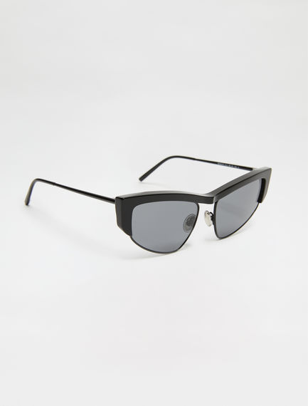 Metal & Acetate Pioneer Sunglasses