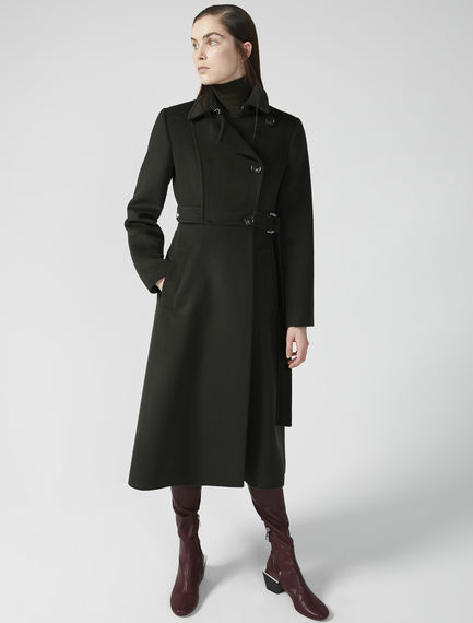 Double Wool Wrap Coat Sportmax