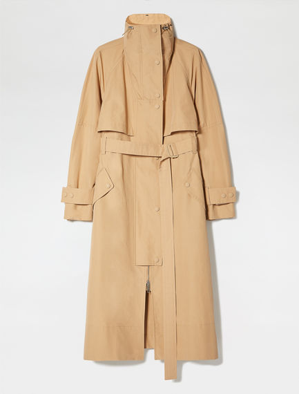 Trench con coulisse