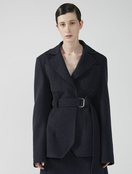 Cashmere Wool Field Jacket