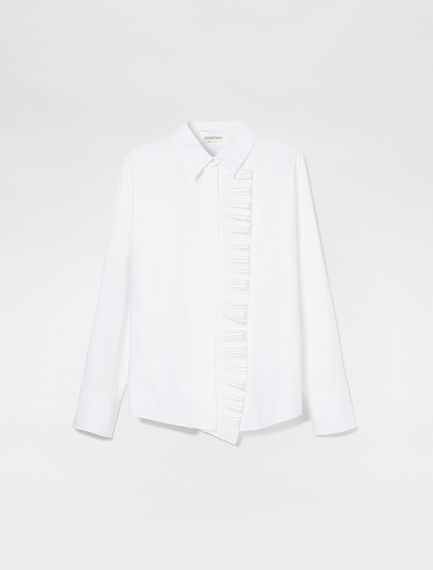 Transforming Pleat-front Dress Shirt