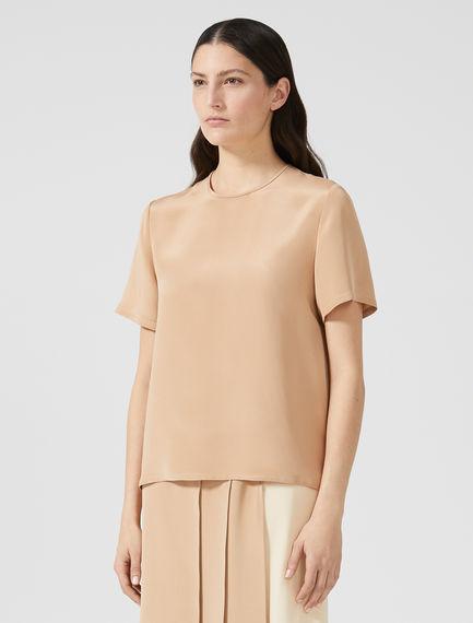 Pure Silk T-Shirt