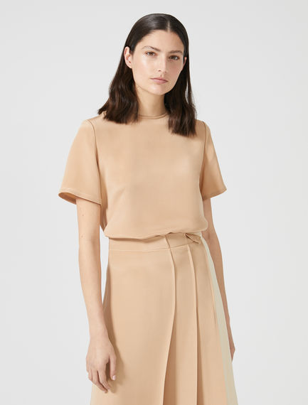 Pure Silk T-Shirt Sportmax