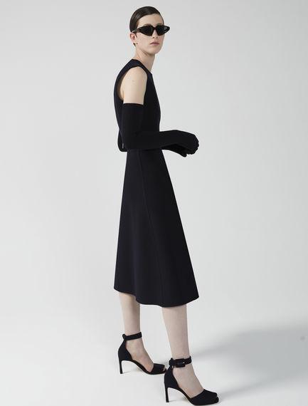 Sleeveless Wool Top
