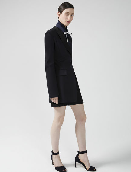 Asymmetric Tailored Dress