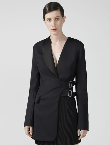 Asymmetric Tailored Dress Sportmax