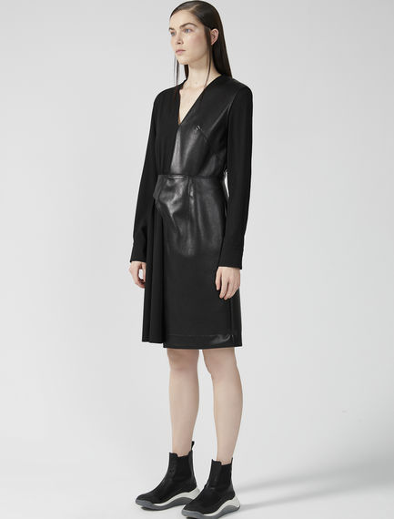 Dynamic Wrap Dress Sportmax