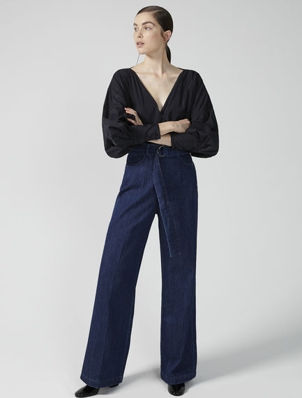 Hybrid Illusion Jumpsuit Sportmax