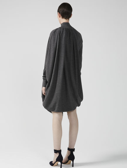 Dynamic Cape Mini Dress