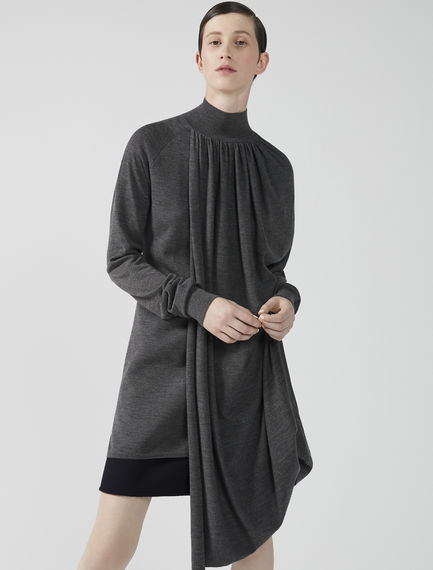 Dynamic Cape Mini Dress Sportmax