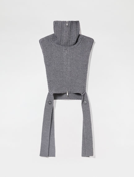 Gilet in maglia