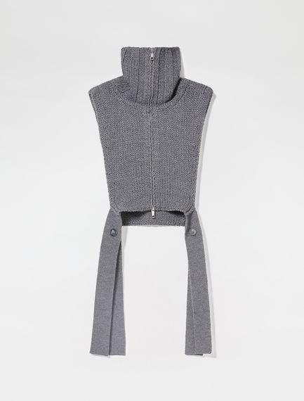 Cordonnet Knit Gilet