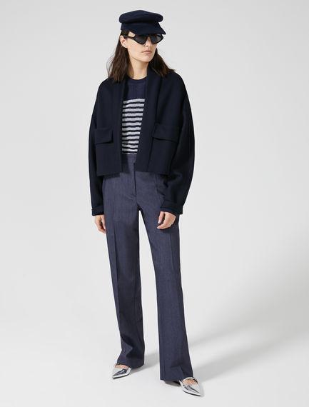 Striped Fusion Sweater