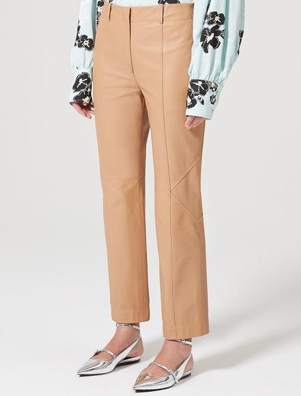 Diamond Pattern Trousers